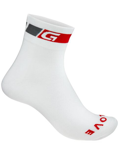 GripGrab Classic Regular Cut Socks White